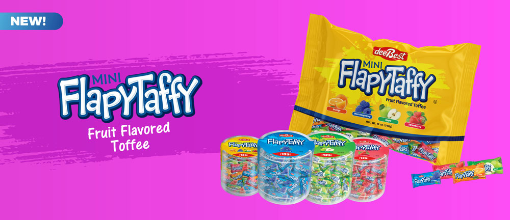 Flappy Taffy